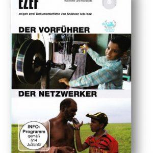 """DVD """"Der Vorführer / Der Netzwerker"""""""