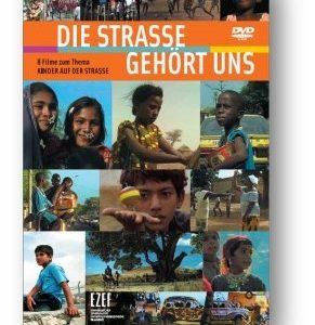 """DVD: """"Die Straße gehört uns – 8 Filme zum Thema Kinder auf der Straße"""""""